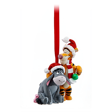 disney christmas ornament eeyore and tigger