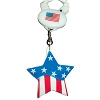 Disney Holiday Lanyard - Light Up Star- Independence Day
