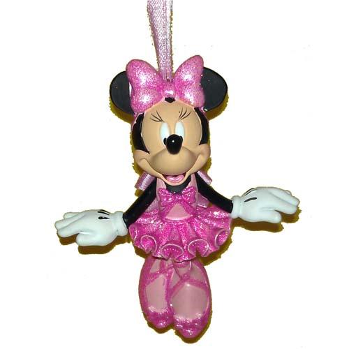 disney christmas ornament ballerina minnie