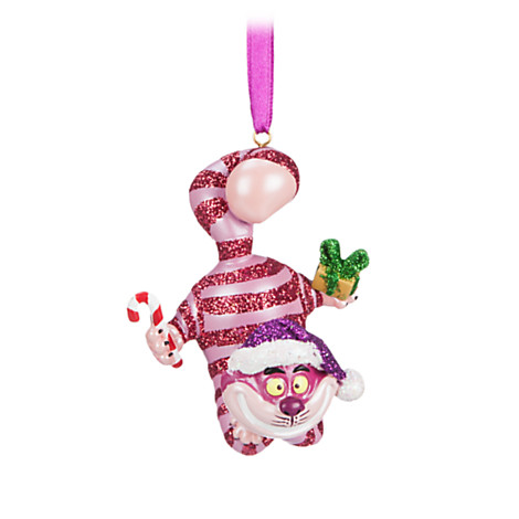 Disney Christmas Figural Ornament - Alice in Wonderland - Cheshire Cat