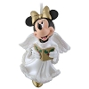 Disney Christmas Figurine Ornament - Angel Choir Minnie