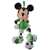 Disney Christmas Figurine Ornament - Soccer Star Mickey