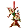 Disney Christmas Figurine Ornament - Chip and Dale