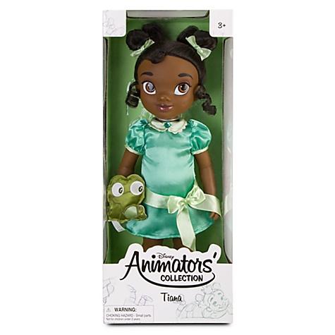 Disney Animators Collection Tiana Doll