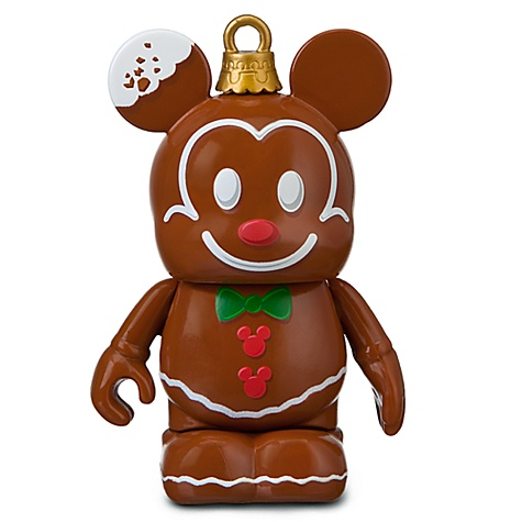 Disney vinylmation Figure - Jingle Smells - Gingerbread