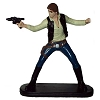 Disney Series 12 Mini Figure - Star Wars Series 3 - Han Solo