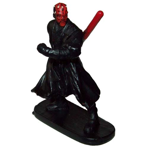 Disney Series 12 Mini Figure - Star Wars Series 3 - Darth Maul