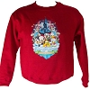 Disney Child Sweatshirt - Mickey's Very Merry Christmas Party 2011