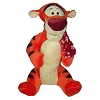 Disney Plush - HUGE - 19 inch Tigger- Christmas Tigger