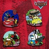 Disney Hip Lanyard Pin Starter Set - Pixar Cars