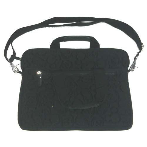 Disney Laptop Attache Case Best Of Mickey Mouse Black