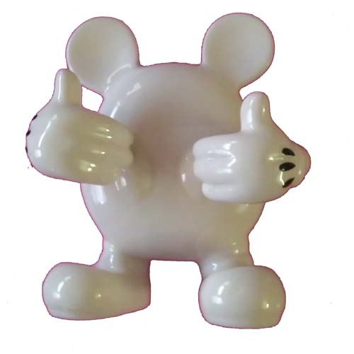 Disney Bath Accessories Mickey Toothbrush Holder