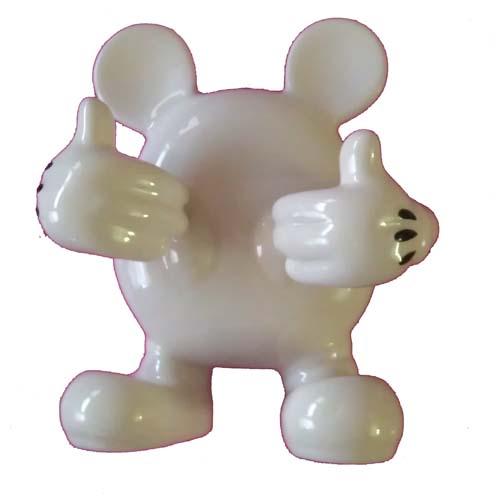 Disney Mickey Mouse Bathroom Decor: Mickey Toothbrush Holder