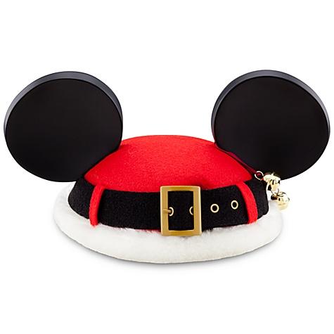 aba020e411bd1 Add to My Lists. Disney Ears Hat - Mickey Mouse Santa