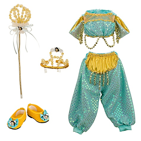 My Disney Girl Doll Costume - Jasmine  sc 1 st  Your WDW Store & Your WDW Store - My Disney Girl Doll Costume - Jasmine