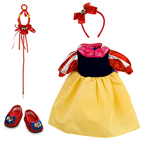 My Disney Girl Doll Costume - Snow White