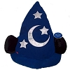 Disney Hat - Sorcerer Mickey Mouse Ear Hat - Light Up VELVET