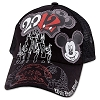 Disney Hat - 2012 Walt Disney World Mesh Baseball Cap