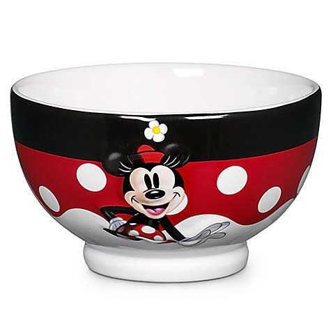 Disney Dinner Bowl Best Of Mickey Mouse Minnie