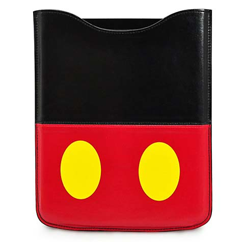 Disney Ipad Sleeve Mickey Mouse Buttons