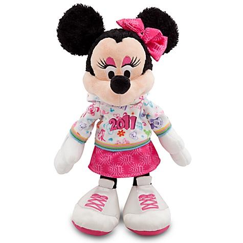 Your Wdw Store Disney Plush 2011 Minnie Mouse Plush