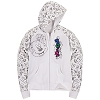 Disney Ladies Hoodie - 2012 Walt Disney World - White