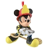 Disney Christmas Figurine Ornament - Fireman Mickey Mouse