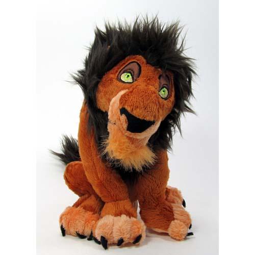 Disney Plush Lion King Scar