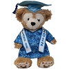 Disney Duffy Bear Plush - Class Of 2012 Graduation - 12