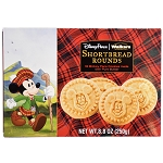 Disney Parks Walkers Cookies - Mickey Mouse Shortbread Rounds