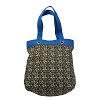 Disney Tote Bag - Leopard Print with Blue Handles