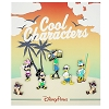 Disney 7 Pin Booster Set - Mickey and Friends - Cool Characters