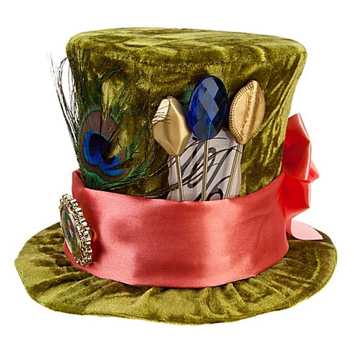 Disney Mini Top Hat - Alice in Wonderland Mad Hatter. Touch to zoom d95e166dac45