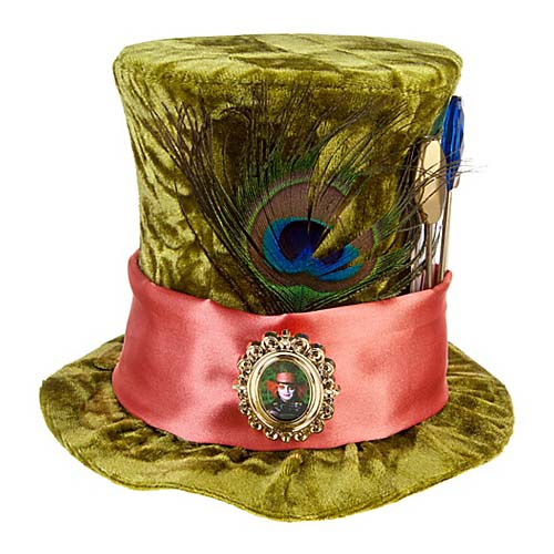 Disney Mini Top Hat - Alice in Wonderland Mad Hatter e3cfd8b1a8cb