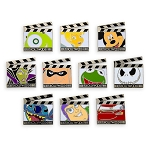 Disney Mystery Pin - Film Clapboards - Your Choice