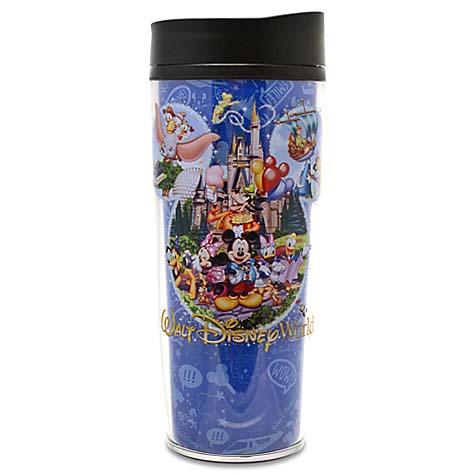Disney Travel Mug Storybook Characters