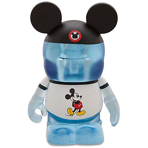 Disney vinylmation Figure - Park Favorites - Ringer Tee - Blue