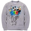 Disney Child Sweatshirt - 2012 Walt Disney World - Grey