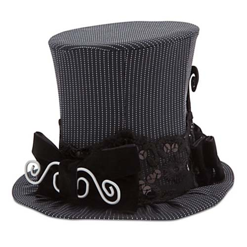 86ddf47e Disney Mini Top Hat - Nightmare before Christmas Jack Skellington. Tap to  expand