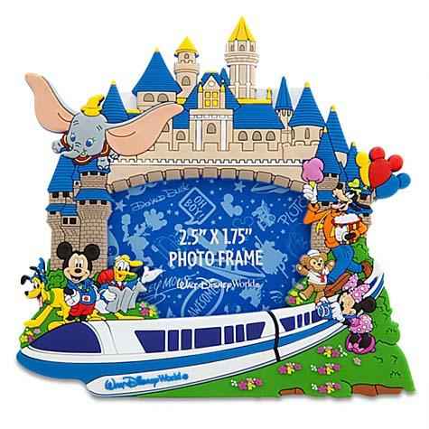 Your WDW Store - Disney Photo Frame Magnet - Storybook Walt Disney World