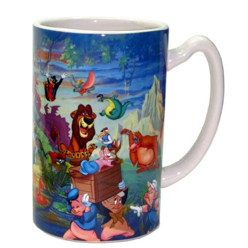 Disney Coffee Cup - Animal Kingdom - Mickey and Pals Safari