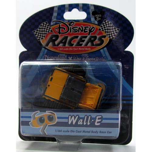 Disney Racers - Die Cast Car - Wall-E