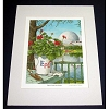 Disney Artist Print - David Doss - Epcot Flower and Garden