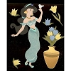 Disney Scrapbooking Stickers - Sticker Collage - Princess Jasmine