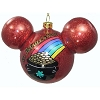 Disney Christmas Holiday Ornament - Red - St. Patrick's Day