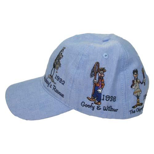 Add to My Lists. Disney Hat - Baseball Cap - Goofy ... 2d308bf8f5e