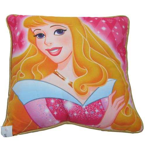 Brand new Your WDW Store - Disney Pillow - Princess Aurora Signature AX75