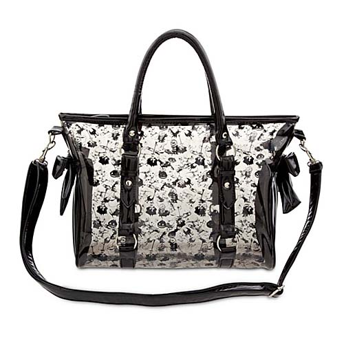 Disney Handbag The Nightmare Before Christmas Clear