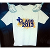Disney Adult Shirt - Graduation - Class of 2013