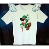 Disney Adult Shirt - St. Patrick's Day - Mickey Mouse with Clover
